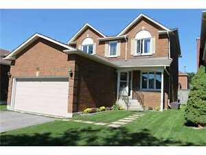 North Barrie 4 bedroom house