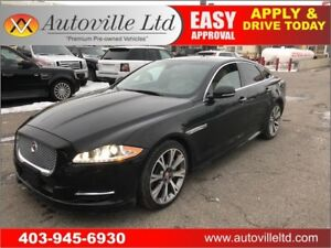 2015 Jaguar XJ XJ 3.0 AWD PREMIUM LUXURY