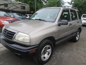 2003 Suzuki Vitara JLX ( 4 CYL - 4x4 - AUTO )