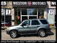 2005 Ford Escape *XLT*V6*LEATHER*SUNROOF*MICHELINS*