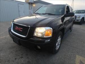 2003 GMC Envoy SLT 4WD! Leather! Heated Seats! Clean Title!