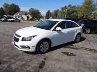 2015 Chevrolet Cruze 1LT Chathams Best Buy Sedan