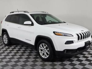 2015 Jeep Cherokee w/HEATED SEATS AND WHEEL, REMOTE START, TOW P