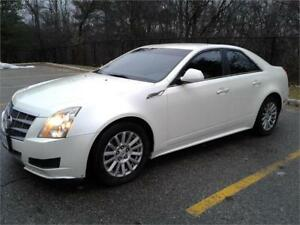 2010 Cadillac CTS AWD, CTS4, All Wheel Drive, 3.0L, NO ACCIDENTS