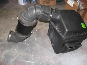 dodge cummins airbox and filter 2008