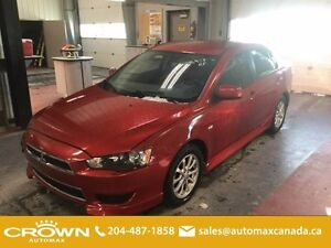 2013 Mitsubishi Lancer ES *Bluetooth/ Alloys*