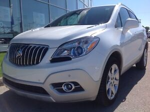 2013 Buick ENCORE Premium AWD Leather Bluetooth Sunroof