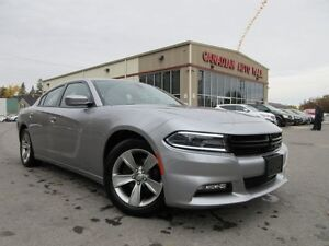 2015 Dodge Charger SXT, ALLOYS, A/C, LOADED, 56K!