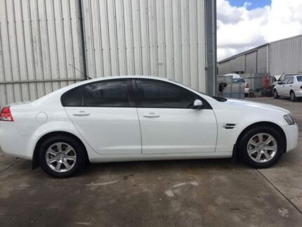 2008 Holden Commodore VE MY09 Omega (D/Fuel) 4 Speed Automatic Sedan