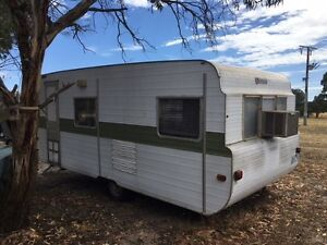 Franklin Caravan - great condition, registered Anakie Outer Geelong Preview