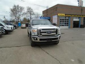 2012 Ford F-250 XLT CREW SHORT BOX 4X4