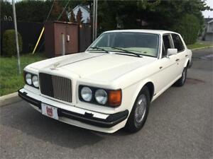 1990 Bentley Turbo R!! **RARE FIND**LOW KM'S**