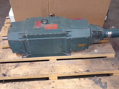 Reliance Dc Motor Hp Model Unknown W Reliance Tachometer Generator