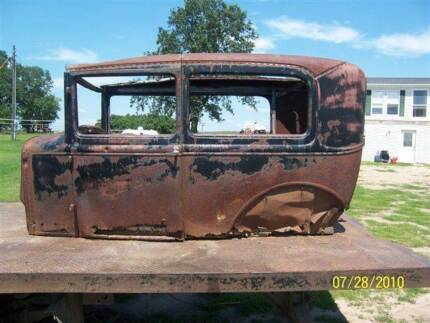 Wanted: 1920's 1930's ford or similar body wanted