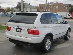 2005 BMW X5 , leather,sunroof,AWD