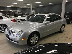 2005 Mercedes-Benz E-Class 3.2L*CERTIFIED AND E-TESTED*LOW KM*
