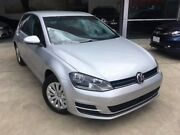 2014 Volkswagen Golf VII MY14 90TSI DSG Silver 7 Speed Sports Automatic Dual Clutch Hatchback Ravenhall Melton Area Preview