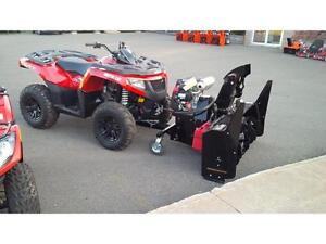 Snow Blower Kits for ATV and UTV ONLY at MARS