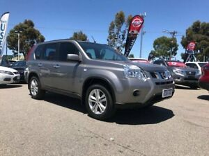 2012 Nissan X-Trail T31 Series IV ST 2WD Grey 1 Speed Constant Variable Wagon