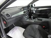 Mercedes Benz C C Coupe C180 1.6 AMG Sport Edition