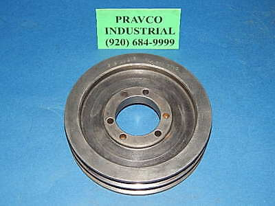 6.6x2b-sds Pulley Sheave Double Groove 6-15166.9375 Outside Diameter