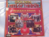 Vinyl LP Golden Hits Of Yhr 60's – Various Artists MFP 50377 Stereo 1970's
