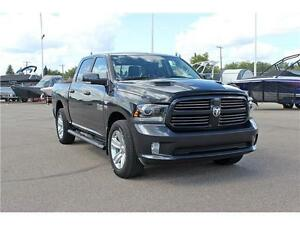 2014 Ram 1500 Sport Crew Cab 4x4*Backup Camera,Heated Frt Seats*