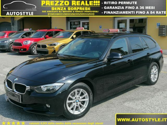 BMW 316 d Touring STEPTRONIC/AUTOMATICA Business S.W.