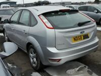 Ford Focus MK 4 Passengers Front Door in Silver 2008 - 2011 Ring for more info
