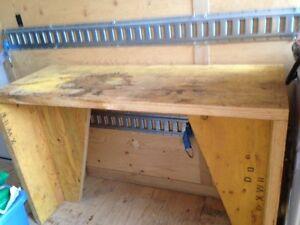Workbench- incredibly sturdy