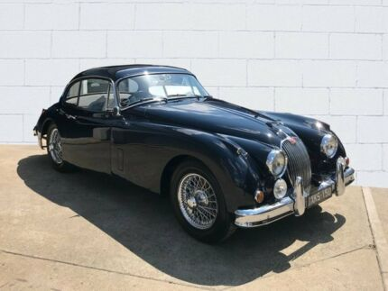 1960 Jaguar XK 150S Fixed Head Blue 4 Speed Manual + O/Drive Coupe Moorooka Brisbane South West Preview