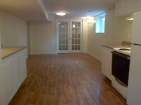 Renovated 2 bedroom with laundry