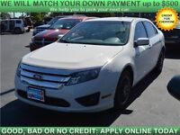 2012 Ford Fusion I4 SE, $39/Week or $173/Month