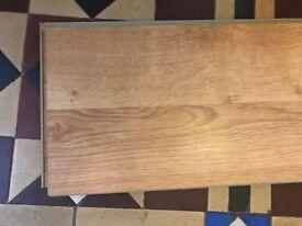Light Oak Laminate Floor