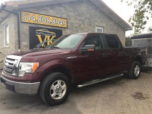 FORD F 150 2010 4X4 124000KM SEULEMENT financement 100%