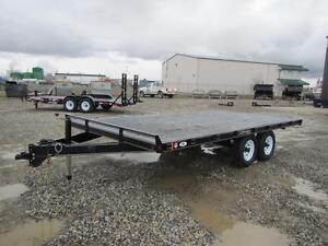 """EXCURSION SERIES *** 102""""x16"""" *** 10K Deck Over Flat bed !"""