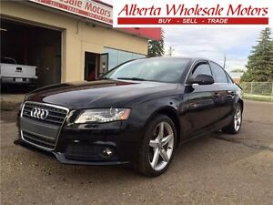2010 AUDI A4 2.0T PREMIUM QUATTRO AWD EASY FINANCE 100% APPROVED