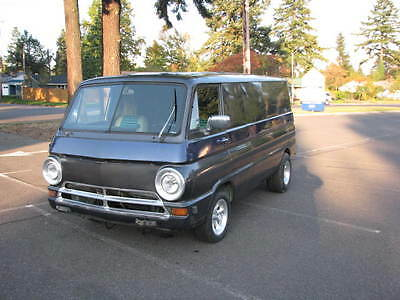 1969 dodge a108 van project v8 400 big block panel cargo 8. Black Bedroom Furniture Sets. Home Design Ideas