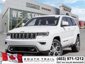 2018 Jeep Grand Cherokee Sterling Edition FULL LOAD ONLY $145/WK