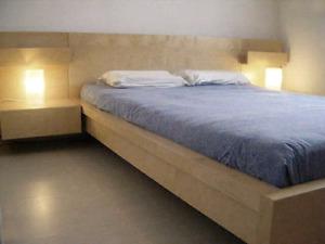 Set de chambre  Malm de Ikea