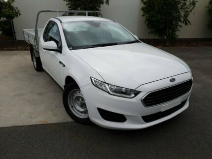 2015 Ford Falcon FG X Super Cab White 6 Speed Sports Automatic Cab Chassis Robina Gold Coast South Preview