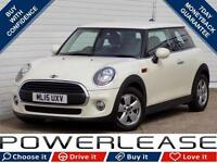 2015 15 MINI HATCH ONE 1.2 ONE 3D 101 BHP