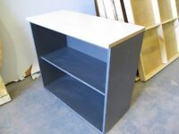 Office Cabinet, with Beech effect top, and shelf.