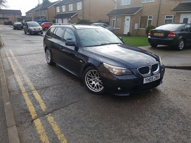 2005,BMW 530D Msport Touring Auto,3.0 diesel,Automatic | in ...