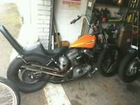 Harley Davidson 1200 sportster chop