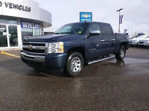 2010 Chevrolet Silverado 1500 LS 4x4 Crew Cab 5.75 ft. box 143.5