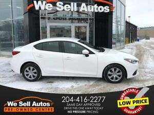 2015 Mazda Mazda3 GX *BLUETOOTH *KEYLESS ENTRY *PUSH START