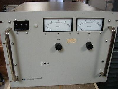 Power Supply 0-36 Volt 0-100 Amp Hp 4456b