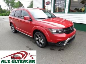 2015 Dodge Journey Crossroad FWD only $193 bi-weekly all in!