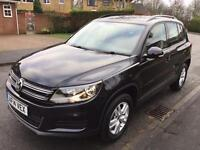 2014 (14) VOLKSWAGEN TIGUAN 2.0 S TDI BLUEMOTION TECHNOLOGY 4MOTION 5DR Manual